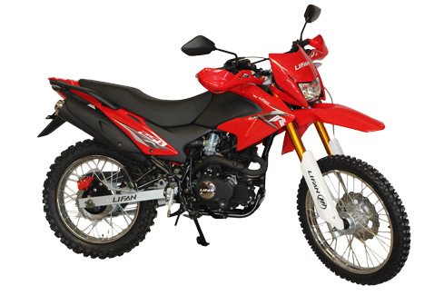 250cc Dual Sport Bike ...